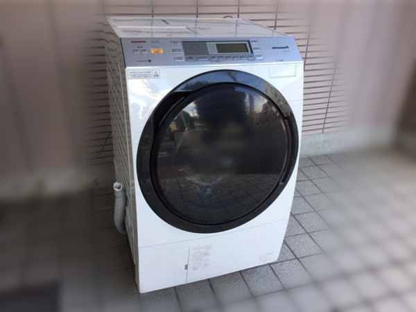 ドラム洗濯機の買取